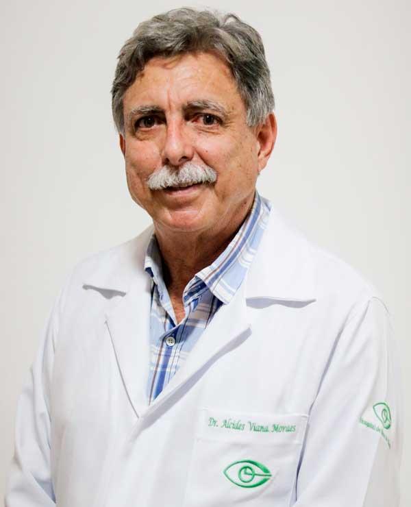 DR. ALCIDES VIANA MORAES