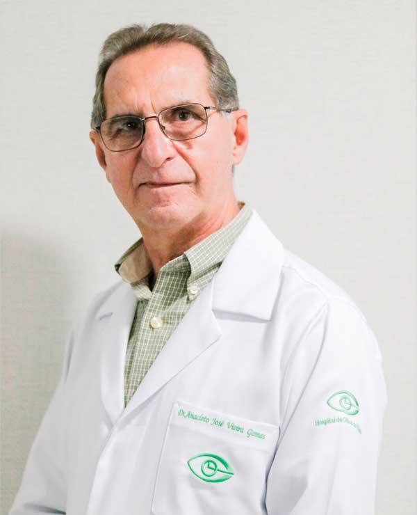 DR. ANACLETO JOSE VIEIRA GOMES